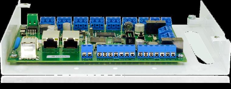 IP-контроллер доступа и охранной сигнализации Борей