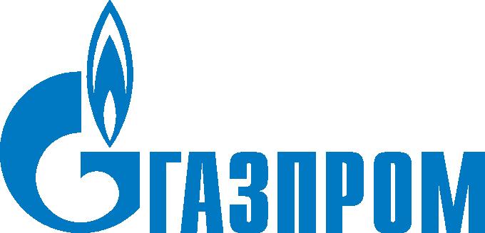 Логотип партнёра Газпром