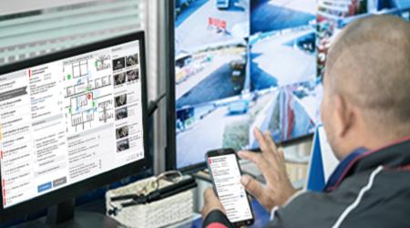 Оператор системы централизованного мониторинга и управления на рабочем месте