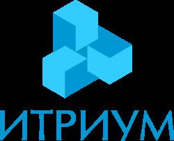 Логотип компании ИТРИУМ